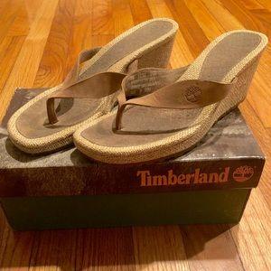 Timberland Hempstead Wedge Sandals